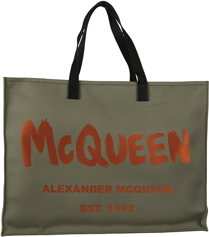 Thumbnail for your product : Alexander McQueen City Tote