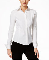 Calvin Klein Fit Solutions Wrinkle-Resistant Shirt, Only at Macy's