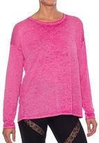 Betsey Johnson Long Sleeve Pullover