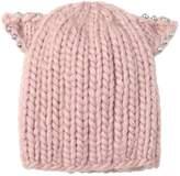 Eugenia Kim Felix Embellished Wool Hat