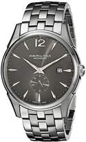 Hamilton Men's H38655185 Jazzmaster Charcoal Dial Watch