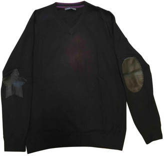 Tsumori Chisato Black Wool Knitwear