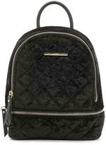Aldo Women's Edroiana Velvet Mini Backpack