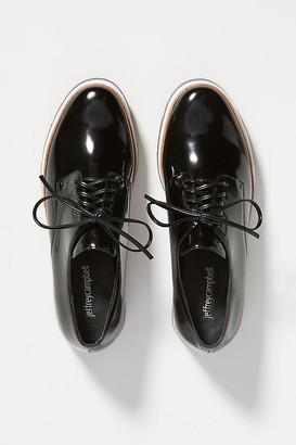 Jeffrey Campbell Platform Oxfords By in Black Size 10