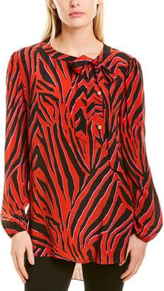 Escada Sport Silk-Blend Top