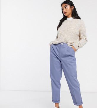 ASOS DESIGN Petite chino trousers