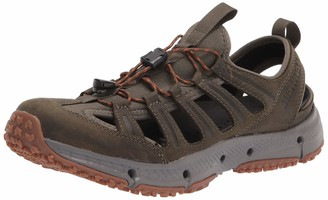 Merrell Men's HYDROTREKKER Leather Sandle