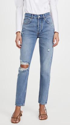 Boyish The Billy High Rise Rigid Skinny Jeans
