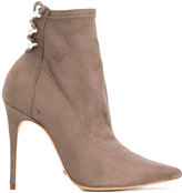 Schutz pointed toe boots