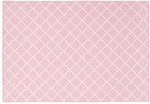 Pottery Barn Kids Pink Stark Capri Rug 6x9'