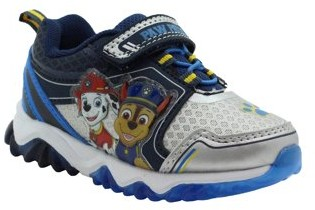 Paw Patrol Fun Lights Lighted Boys Athletic Sneakers (Toddler Boys)