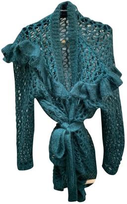 Manoush Green Wool Knitwear for Women