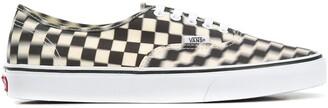 Vans Blur effect sneakers