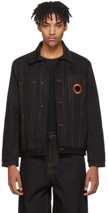 Craig Green Black Denim Jacket