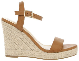 Amaya Verali Tan Smooth Sandal
