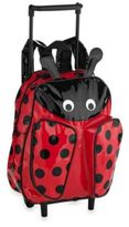 Sassafras Kids Pull-Along Ladybug Trolley and Backpack