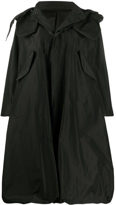 Comme des Garcons Double-Layered Puffball Coat