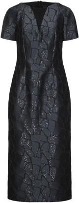 Talbot Runhof 3/4 length dresses