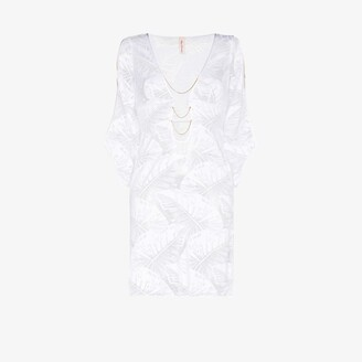 Agent Provocateur - Eileen Floral Cover-Up Dress - Women's - Polyamide