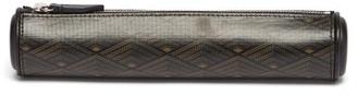 Métier Metier - From Dusk Till Dawn Coated-canvas Pencil Case - Brown Multi