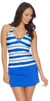 Nautica Morning Horizon Halter Tankini