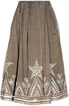 Manish Arora Long skirts