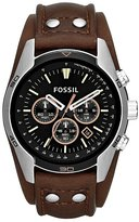 Fossil Coachman Chronograph Watch