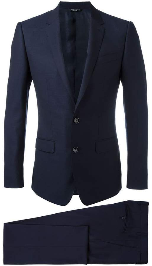 Dolce & Gabbana classic dinner suit