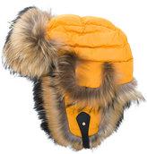 Liska padded fur trim hat