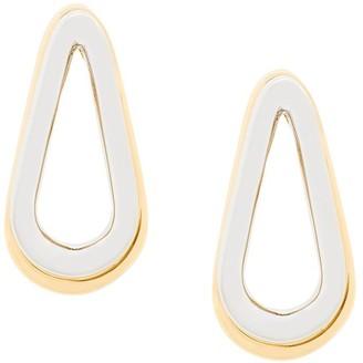 Annelise Michelson small Double Ellipse earrings