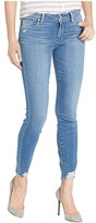 Paige Verdugo Ankle in North Star/Eroded Hem (North Star/Eroded Hem) Women's Jeans