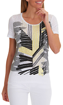 Betty Barclay Graphic Print T-Shirt