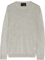 Line Wade silk and cashmere-blend sweater