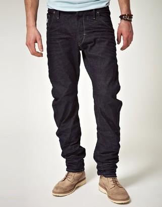 G Star Arc 3D Loose Carrot Jeans
