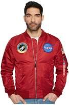 Alpha Industries L-2B Nasa Jacket Men's Coat
