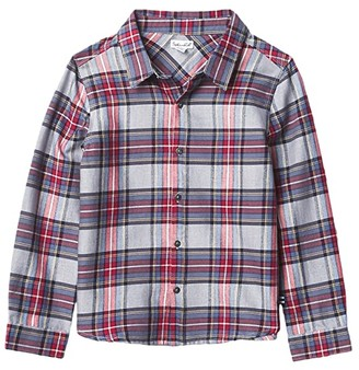 Splendid Littles Winter Button-Up Shirt (Toddler/Little Kids/Big Kids) (Plaid) Boy's Clothing
