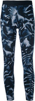 Nike printed classic fit leggings - women - Polyester/Spandex/Elastane - S