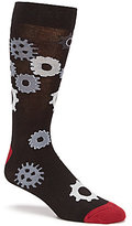 K. Bell Gear Head Crew Socks