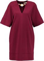 Emilio Pucci Embellished cotton-jersey mini dress