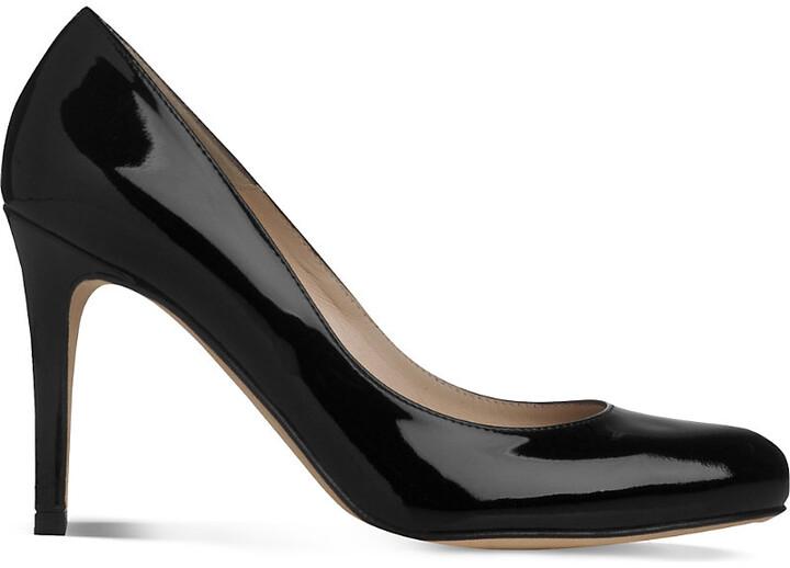 738162539c LK Bennett Leather Heels - ShopStyle UK