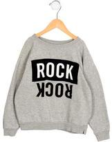 Zadig & Voltaire Boys' Graphic Print Pullover Sweatshirt