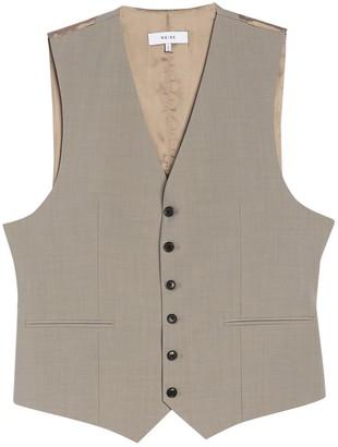 Reiss Wander Mixer Waistcoat