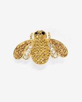 White House Black Market Goldtone Bee Pin