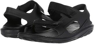 Crocs Swiftwater Expedition Sandal (Black/Black) Men's Shoes