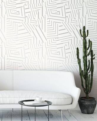 Tempaper Dazzle Removable Wallpaper