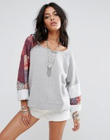 Free People Suns Out Sweatshirt