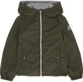 Moncler New Urville Nylon Rain Coat 4-14 Years