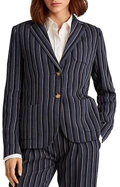 Ralph Lauren Ralph Striped Blazer