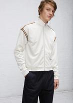 Maison Margiela off white track jacket