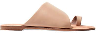 Diane von Furstenberg Brittany Leather Sandals